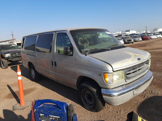 Vehiculos salvage en venta de Copart Phoenix, AZ: 2001 Ford Econoline