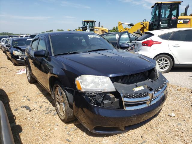 Dodge Avenger salvage cars for sale: 2012 Dodge Avenger