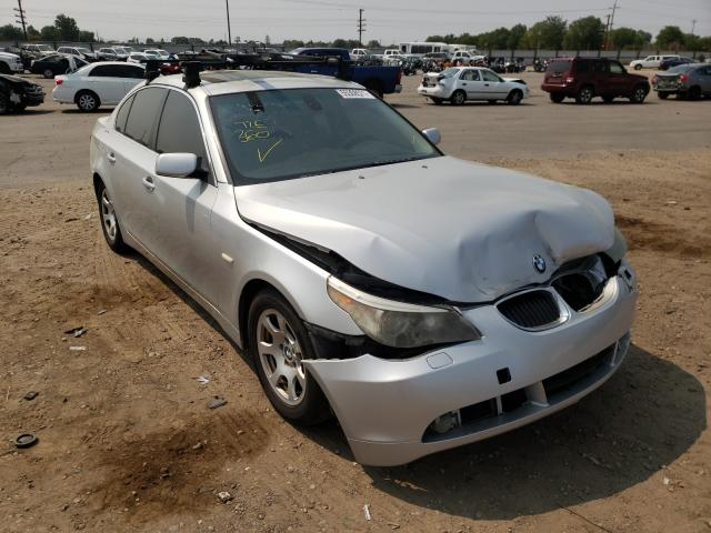 Salvage cars for sale from Copart Nampa, ID: 2004 BMW 525 I
