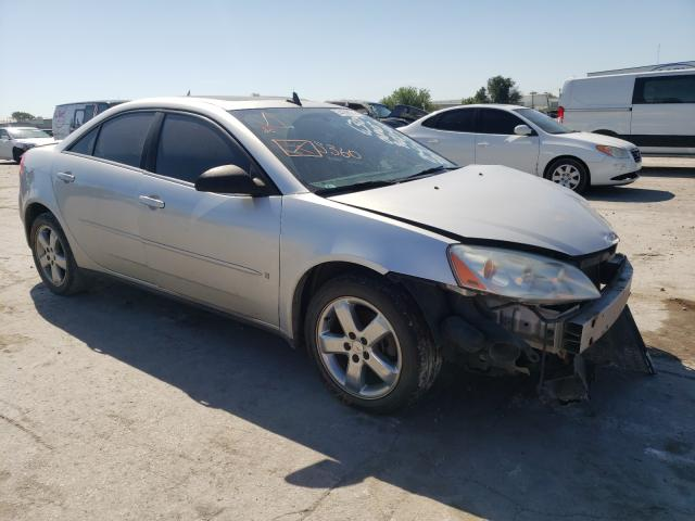 Salvage cars for sale from Copart Tulsa, OK: 2009 Pontiac G6 GT