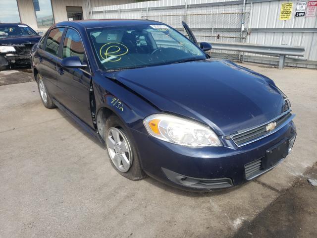 Vehiculos salvage en venta de Copart Fort Wayne, IN: 2011 Chevrolet Impala LT