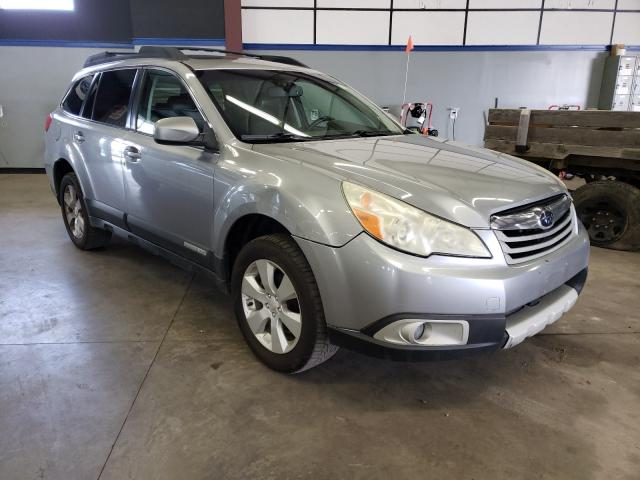 Salvage cars for sale at East Granby, CT auction: 2011 Subaru Outback 2