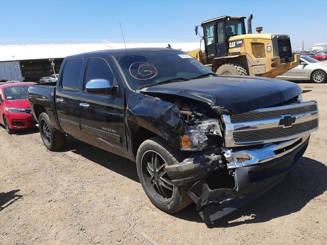 Salvage cars for sale from Copart Phoenix, AZ: 2010 Chevrolet Silverado