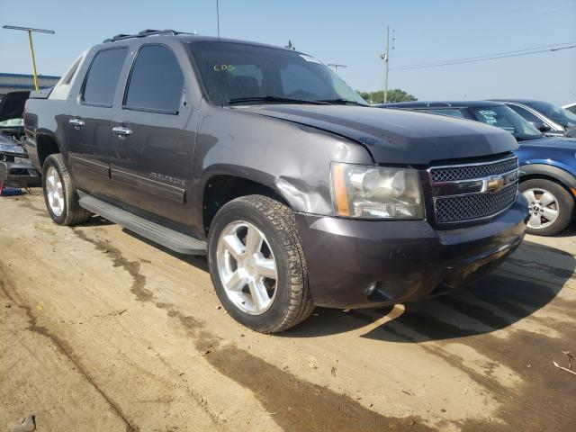 Chevrolet Avalanche salvage cars for sale: 2011 Chevrolet Avalanche