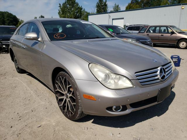 Salvage cars for sale from Copart Portland, OR: 2006 Mercedes-Benz CLS 500C