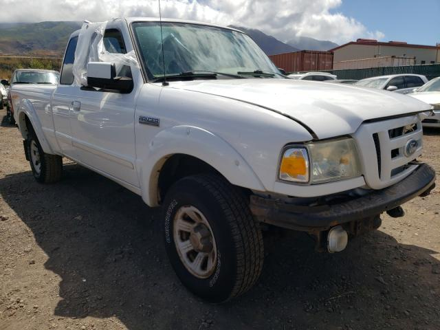 Salvage cars for sale from Copart Kapolei, HI: 2006 Ford Ranger SUP