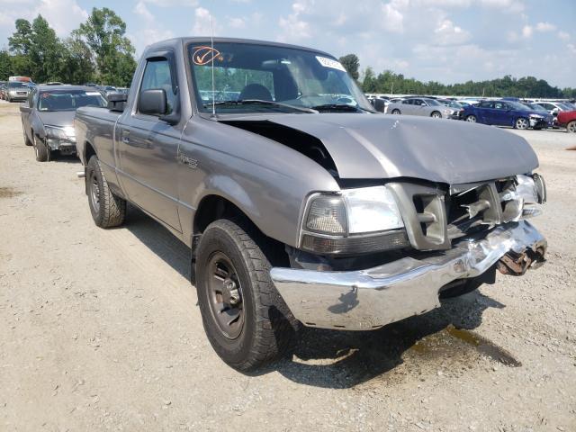 Vehiculos salvage en venta de Copart Lumberton, NC: 1999 Ford Ranger