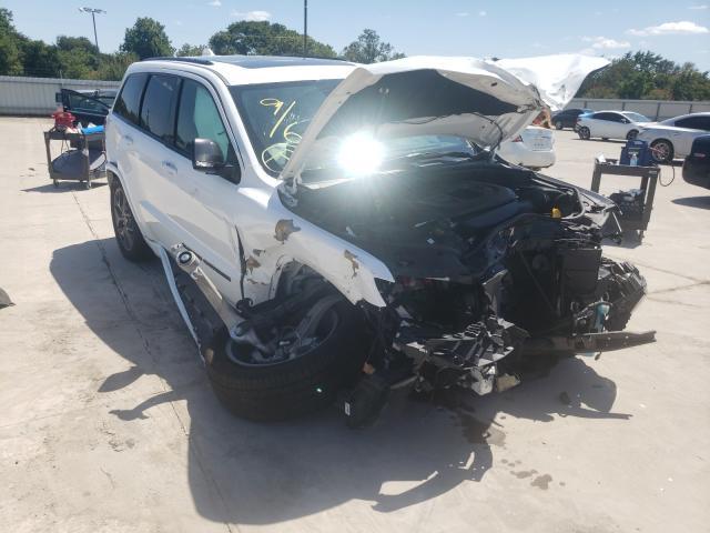 Vehiculos salvage en venta de Copart Wilmer, TX: 2021 Jeep Grand Cherokee