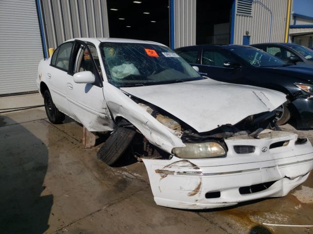 Oldsmobile salvage cars for sale: 1997 Oldsmobile Cutlass