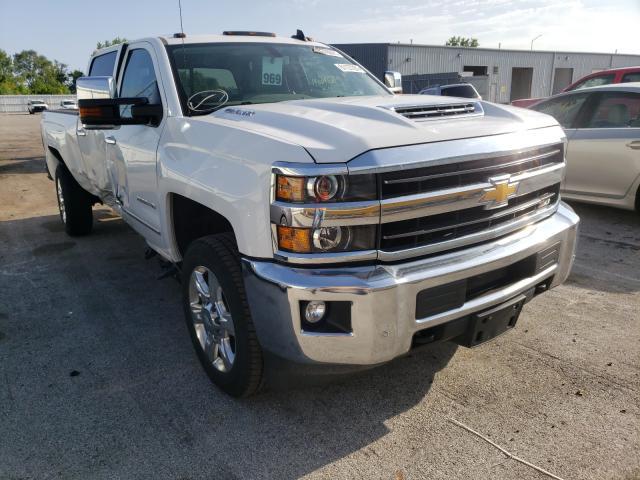 Vehiculos salvage en venta de Copart Dyer, IN: 2019 Chevrolet Silverado