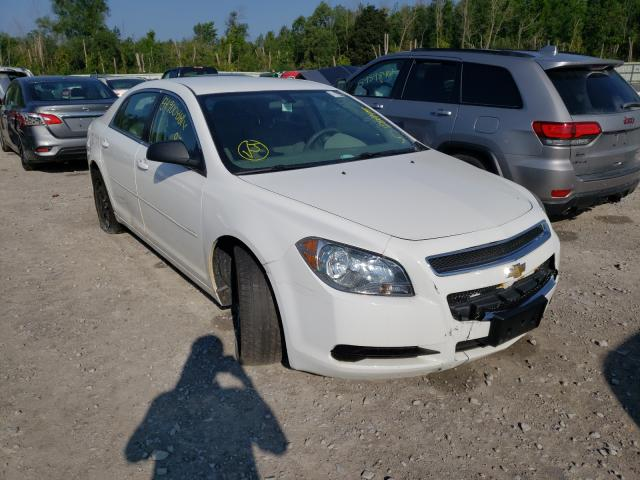 Salvage cars for sale from Copart Leroy, NY: 2012 Chevrolet Malibu LS