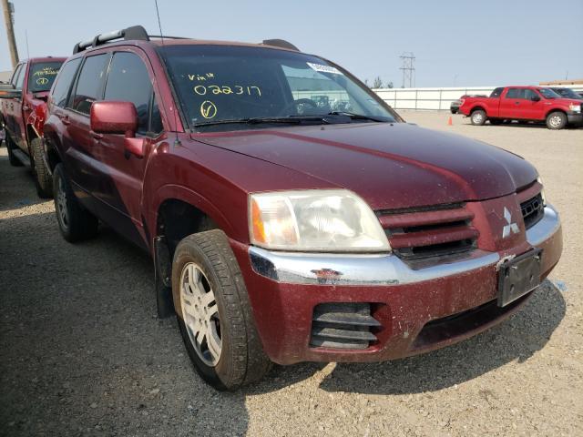 Mitsubishi salvage cars for sale: 2004 Mitsubishi Endeavor X
