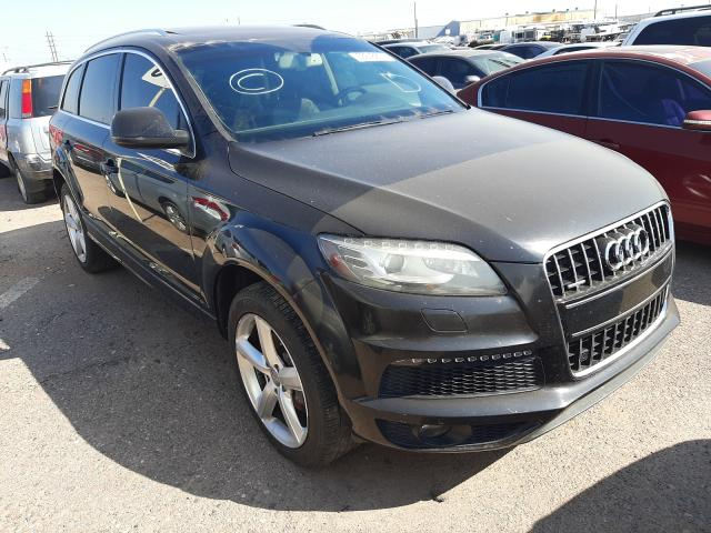 2012 Audi Q7 Prestige en venta en Phoenix, AZ