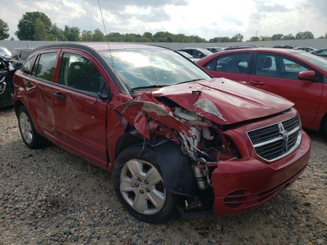 Salvage cars for sale from Copart Lansing, MI: 2007 Dodge Caliber SX