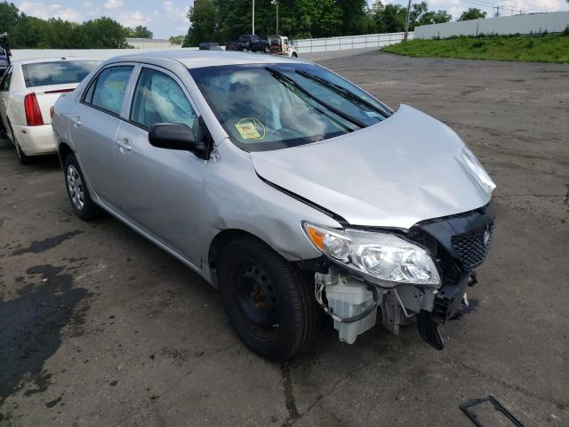 Salvage cars for sale from Copart Albany, NY: 2010 Toyota Corolla BA