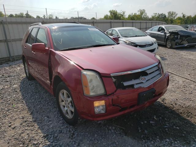 Cadillac SRX salvage cars for sale: 2009 Cadillac SRX