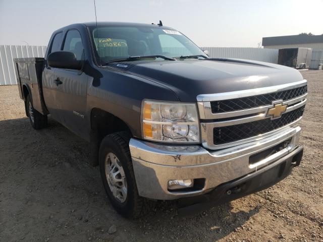 2011 Chevrolet Silverado en venta en Bismarck, ND