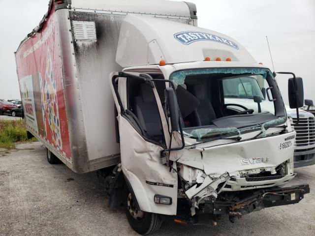 Vehiculos salvage en venta de Copart Homestead, FL: 2016 Isuzu NPR