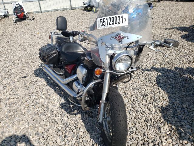 Kawasaki salvage cars for sale: 2008 Kawasaki VN900 D