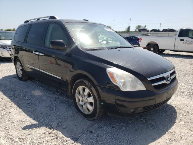 Vehiculos salvage en venta de Copart Des Moines, IA: 2007 Hyundai Entourage