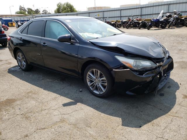 Vehiculos salvage en venta de Copart Martinez, CA: 2015 Toyota Camry LE