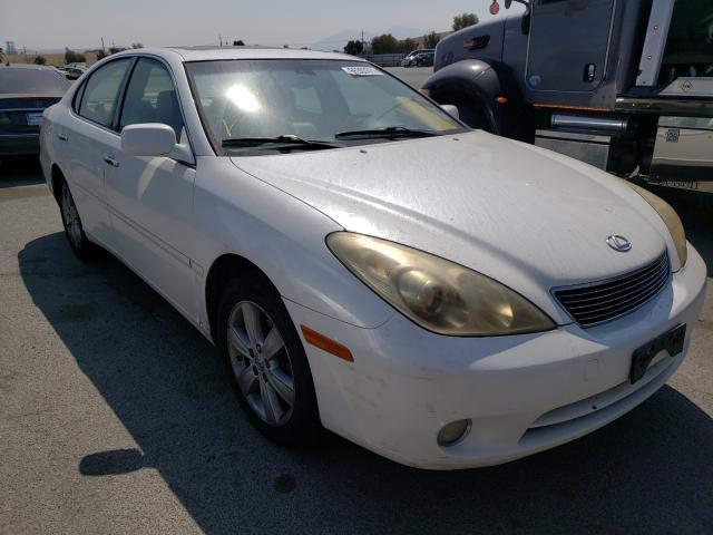 Vehiculos salvage en venta de Copart Martinez, CA: 2006 Lexus ES 330