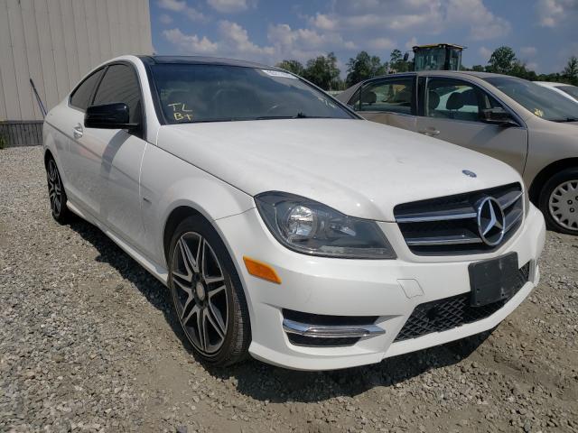 Vehiculos salvage en venta de Copart Spartanburg, SC: 2013 Mercedes-Benz C 250