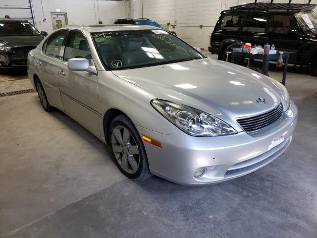 Salvage cars for sale from Copart Blaine, MN: 2006 Lexus ES 330