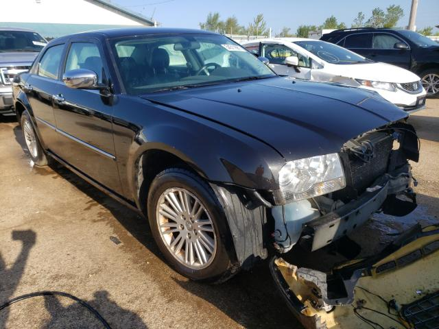 Salvage cars for sale from Copart Pekin, IL: 2010 Chrysler 300 Touring