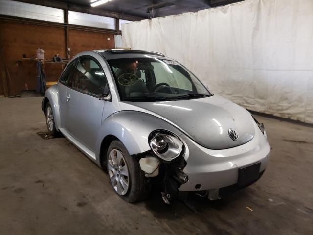 Vehiculos salvage en venta de Copart Ebensburg, PA: 2008 Volkswagen New Beetle