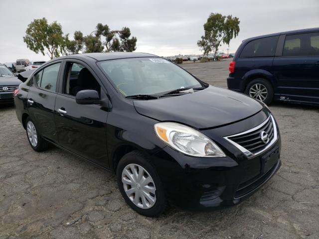 Vehiculos salvage en venta de Copart Martinez, CA: 2012 Nissan Versa S