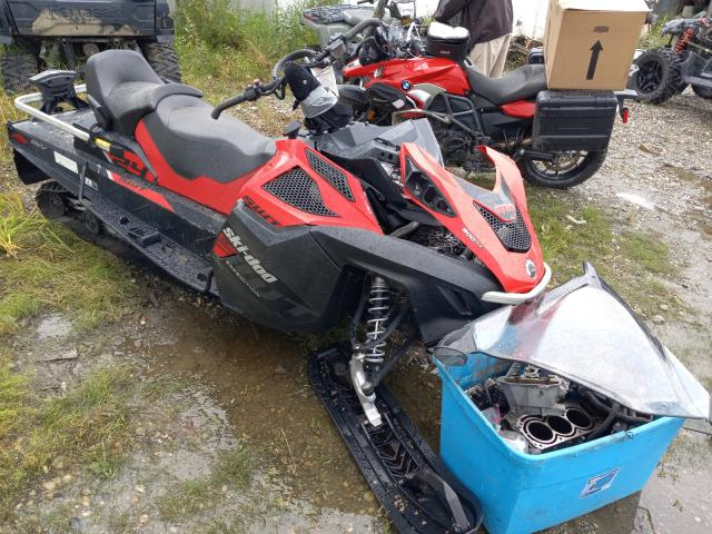 Salvage cars for sale from Copart Anchorage, AK: 2019 Skidoo Expedition