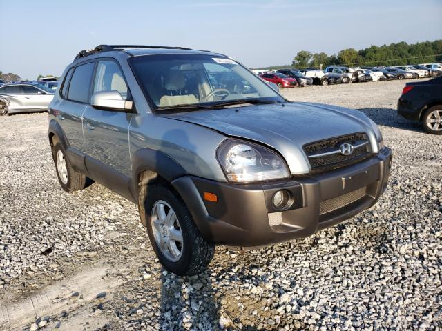 Vehiculos salvage en venta de Copart Loganville, GA: 2005 Hyundai Tucson GLS