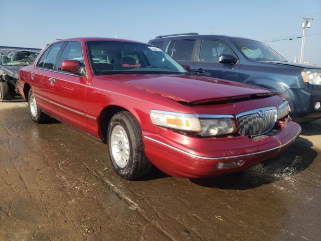 Mercury Vehiculos salvage en venta: 1996 Mercury Grand Marq