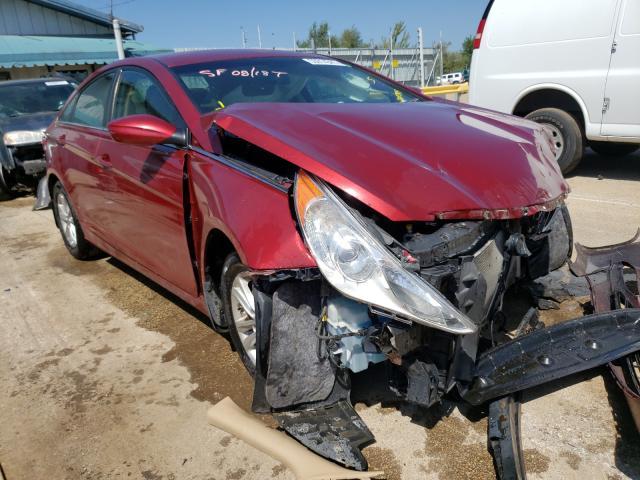 2011 HYUNDAI SONATA GLS 5NPEB4AC0BH284784