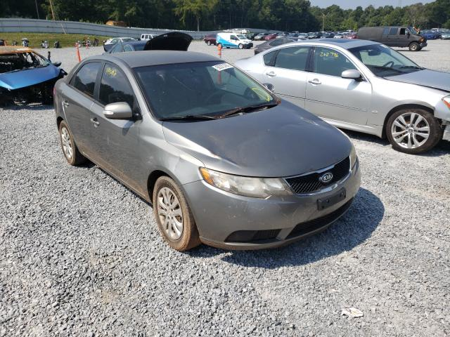 Salvage cars for sale from Copart Gastonia, NC: 2010 KIA Forte EX