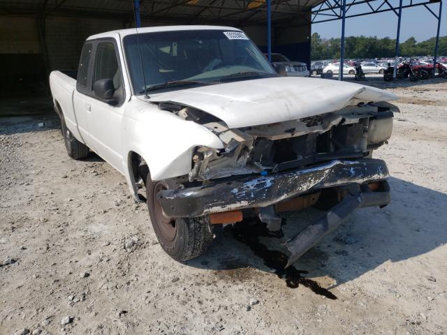 Mazda B2000 salvage cars for sale: 1996 Mazda B2000