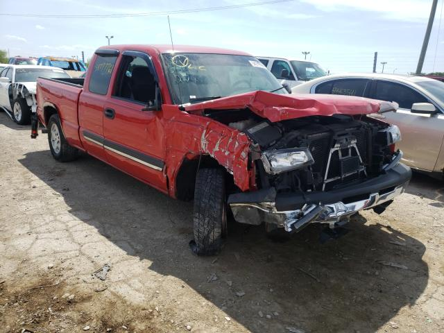 Salvage cars for sale from Copart Indianapolis, IN: 2005 Chevrolet Silverado