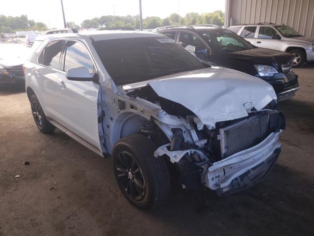 Vehiculos salvage en venta de Copart Fort Wayne, IN: 2017 Chevrolet Equinox LT