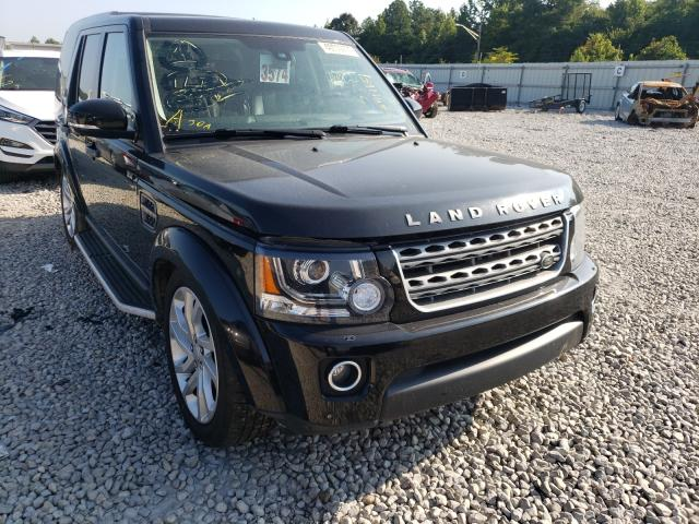 2016 Land Rover LR4 HSE for sale in Memphis, TN