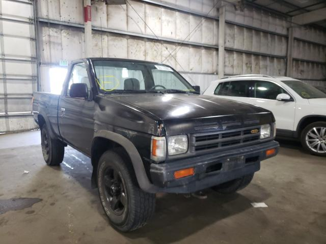 Nissan Truck Shor salvage cars for sale: 1992 Nissan Truck Shor
