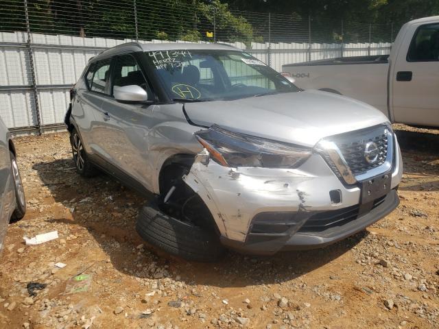 Rental Vehicles for sale at auction: 2020 Nissan Kicks SV