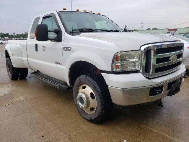 Salvage cars for sale from Copart Columbus, OH: 2006 Ford F350 Super