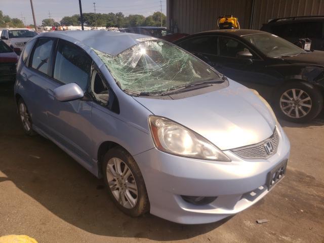 Vehiculos salvage en venta de Copart Fort Wayne, IN: 2010 Honda FIT Sport