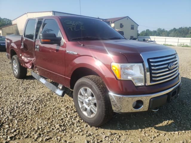 Salvage cars for sale from Copart Windsor, NJ: 2010 Ford F150 Super
