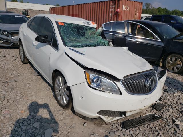 Buick Verano salvage cars for sale: 2015 Buick Verano