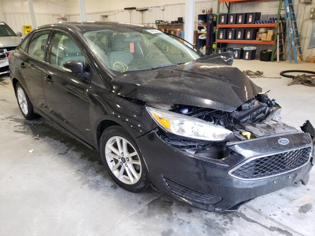 Salvage cars for sale from Copart Avon, MN: 2015 Ford Focus SE