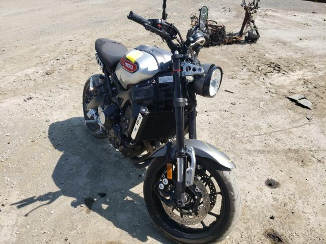 Salvage cars for sale from Copart Waldorf, MD: 2019 Yamaha XSR900