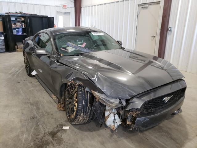 Salvage cars for sale from Copart Byron, GA: 2015 Ford Mustang