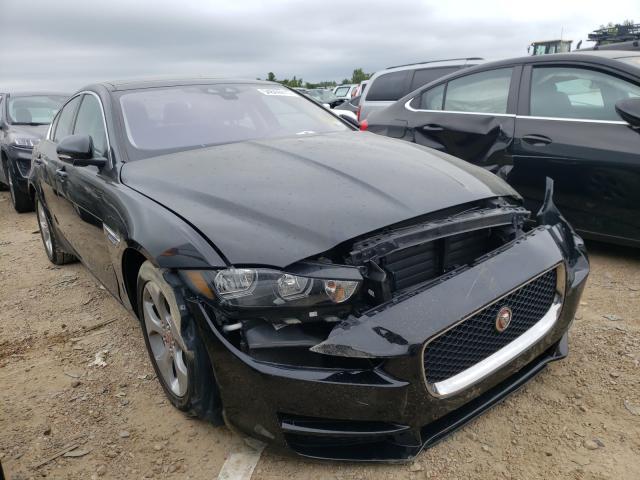 Jaguar XE salvage cars for sale: 2018 Jaguar XE